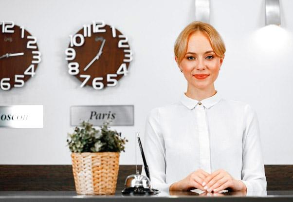 Curso Online Recepcionista Hotel + Inglés profesional para el turismo INN Formación